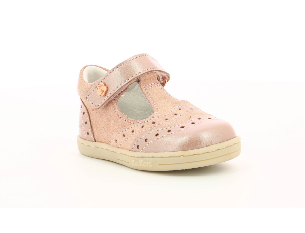 Kickers TARATATA ROSE METAL