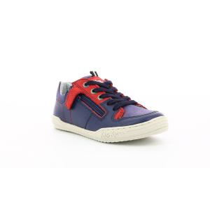 Kickers JADORE NAVY RED