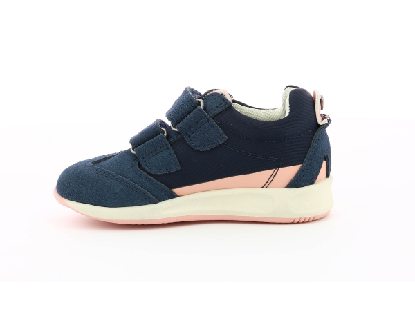KICK 18 BB VLC NAVY  PINK