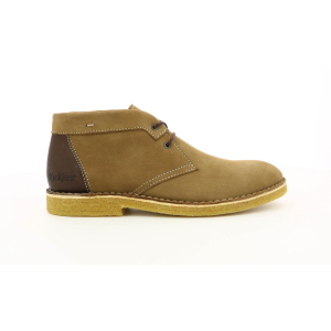 Kickers CLUBBO MARRONE