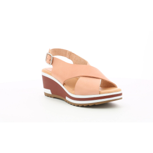 Kickers WING PINK NUDE