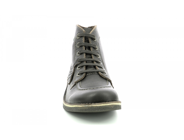 KICKSTONER DARKBROWN PERM BROWN SOLE