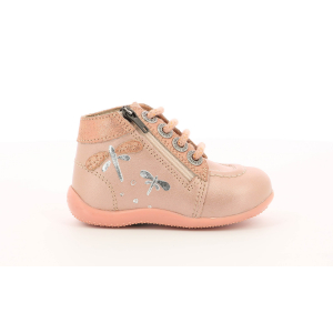 Kickers BAHALOR ROSE METAL