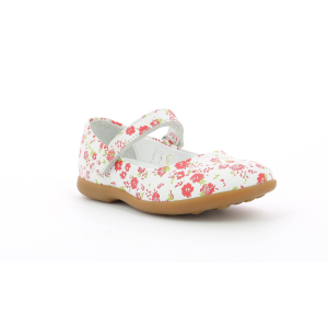 Kickers AMBELLIE WHITE FLOWERS