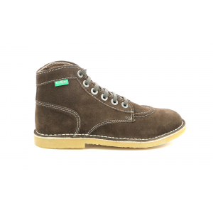Kickers ORILEGEND MARRONE SCURO DONNA