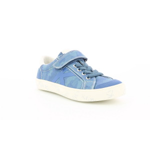 Kickers GODY BLUE CAMOUFLAGE
