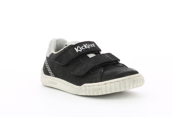 Kickers WIZZ BLACK