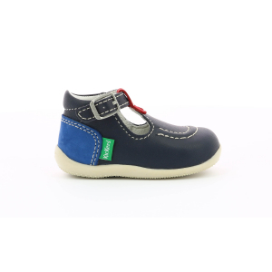 Kickers BONBEK BLU SCURO MULTI