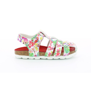 Kickers SUMMERTAN BLANC EXOTIC