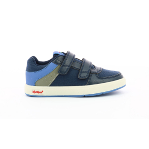 Kickers GREADY LOW CDT MARINE / BLEU