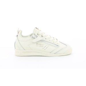 KICK 18 CDT ZIP WHITE  L.GOLD