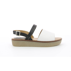 Kickers VICTORIETTE WHITE BLACK