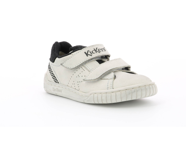 Kickers WIZZ WHITE