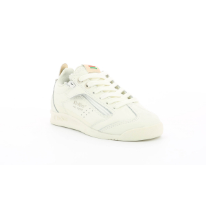 Kickers KICK 18 CDT ZIP BLANC / OR CLAIR