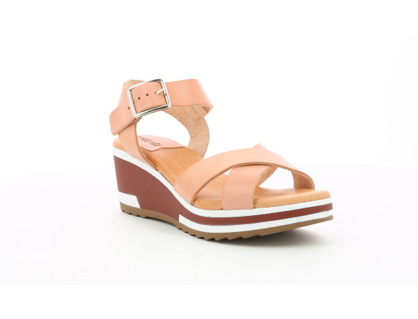 Kickers WIND PINK NUDE