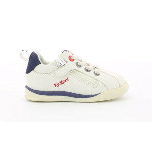 Kickers CHICAGO BB BLANC  MARINE