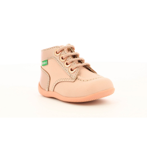 Kickers BONZIP ROSE METAL