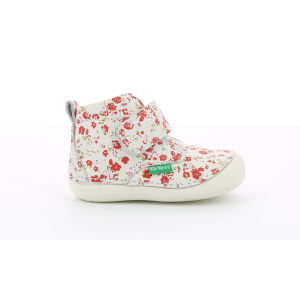 Kickers SABIO WHITE FLOWERS