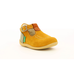 Kickers BONBEK AMARILLO MULTI