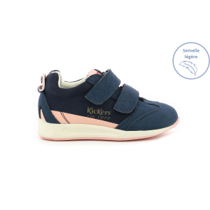Kickers KICK 18 BB VLC MARINE  ROSE
