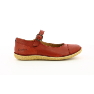 Kickers HINOE ROUGE BRIQUE
