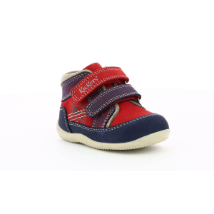 Kickers BINS RED NAVY
