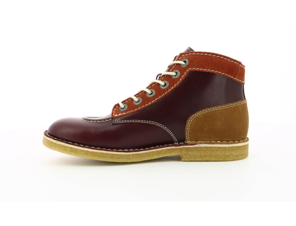 KICK LEGEND MULTICOLORED BURGUNDY