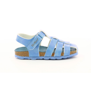 Kickers SUMMERTAN BLUE CAMOUFLAGE