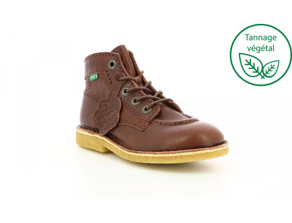 KICK LEGEND DARK BROWN