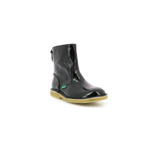 Kickers KICK BOOT NEGRO CHAROL