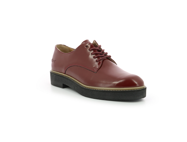 Kickers OXFORK DARK RED