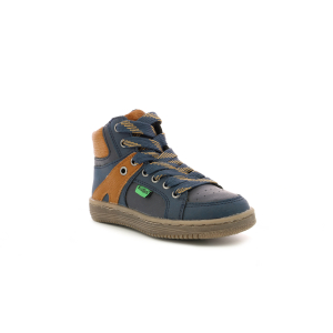 Kickers LOWELL NAVY KAKI