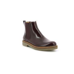Kickers OXFORDCHIC BORDEAUX PERM