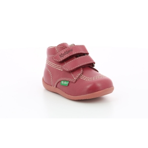 Kickers BILLY VELK-2 DARK PINK