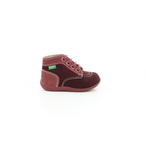 Kickers BONBON-2 DARK PURPLE