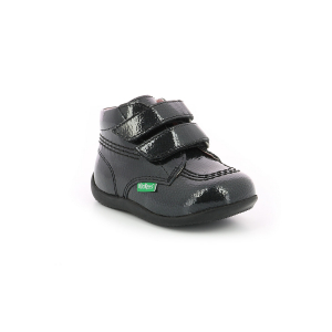 Kickers BILLY VELK-2 SHINY BLACK