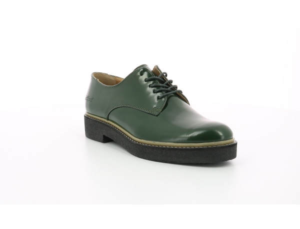 Kickers OXFORK GREEN PINE TREE