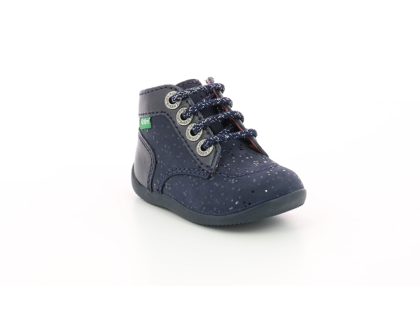 BONZIP-2 METALLIZED NAVY