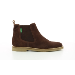 Kickers TYGA DARK BROWN