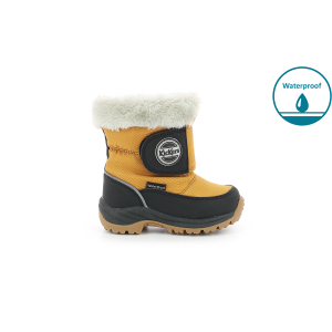 Kickers JUMPSNOW WPF BLACK CAMEL