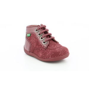 Kickers BONZIP-2 ROSE
