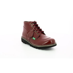 Kickers NEORALLYE DARK RED