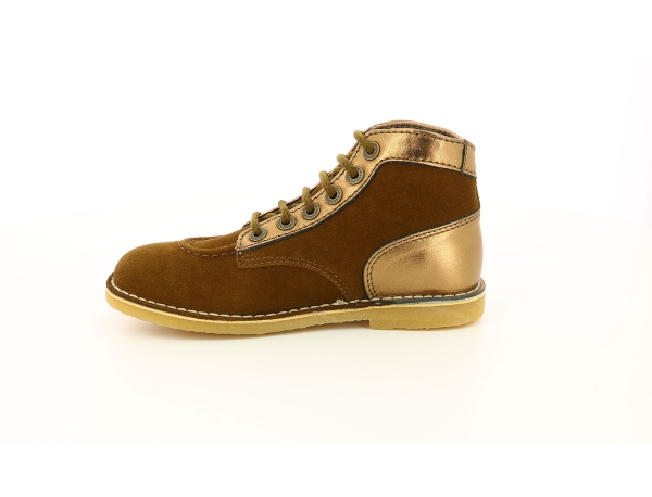 ORILEGEND MARRON KAKI BRONZE