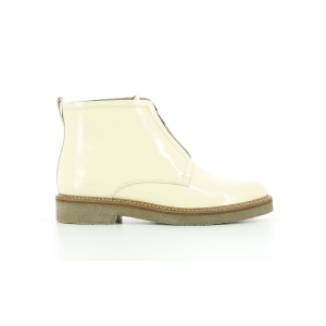 Kickers OXFORDOZIP BLANCO CHAROL