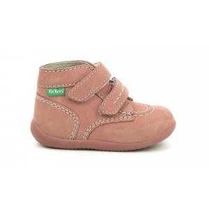 Kickers BONKRO-2 LIGHT PINK