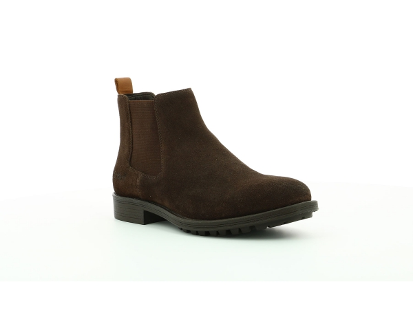 Kickers BROMER DARK BROWN
