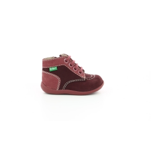 Kickers BONZIP-2 DARK PURPLE