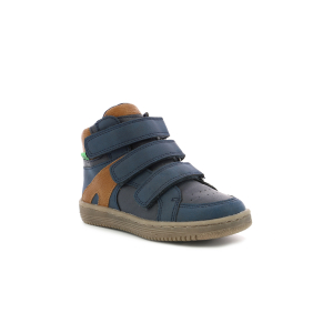 Kickers LOHAN MARINE MARRON