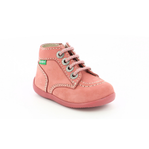 Kickers BONZIP-2 LIGHT PINK