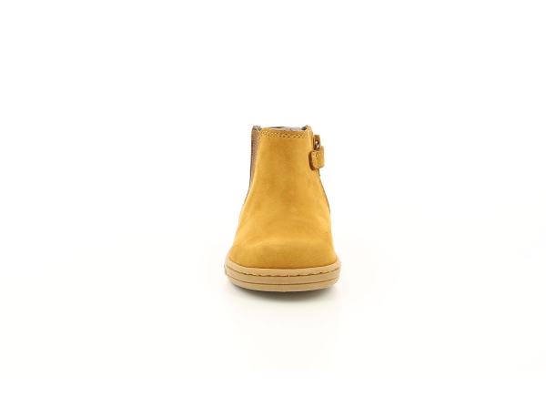TACKBOOT CAMEL MARRON
